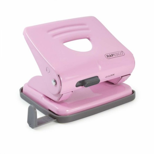 Rapesco 825 Pink Flat clinch