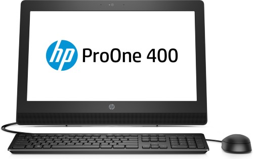 """HP ProOne 400 G3 3.4GHz i5-7500 20"""" 1600 x 900pixels Black All-in-One PC"""