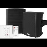 Vision TC3-AMP+SP-1800B 50W Black loudspeaker