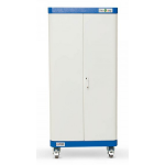LapSafe ClassBuddy 15 Portable device management cart Blue,White