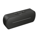 Trust Fero 6 W Stereo portable speaker Black