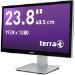 "Wortmann AG TERRA 2415HA GREENLINE 3.5GHz i5-7600 23.8"" 1920 x 1080pixels Touchscreen Black,Silver All-in-One PC"