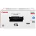 Canon 6262B002 (732C) Toner cyan, 6.4K pages