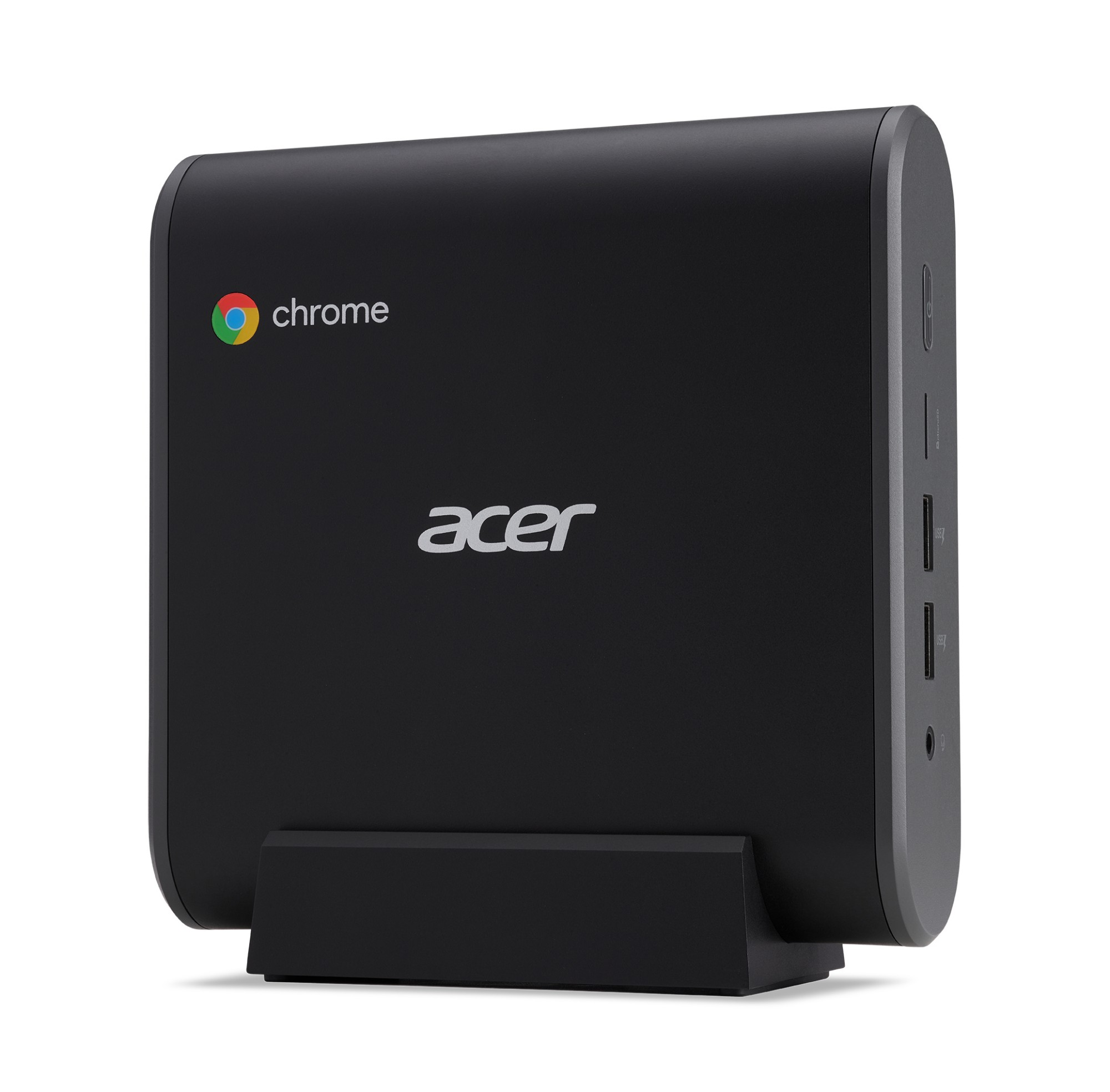 Acer Chromebox CXI3 8ª generación de procesadores Intel® Core™ i3 i3-8130U 4 GB DDR4-SDRAM 32 GB SSD mini PC Negro Chrome OS