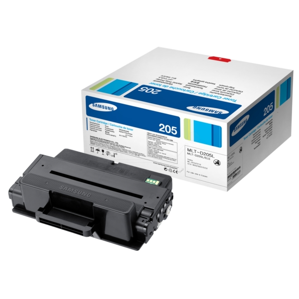 Samsung MLT-D205L/ELS (205L) Toner black, 5K pages @ 5% coverage