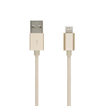 PNY 1.2m USB/Lightning 1.2m USB A Lightning Gold mobile phone cable