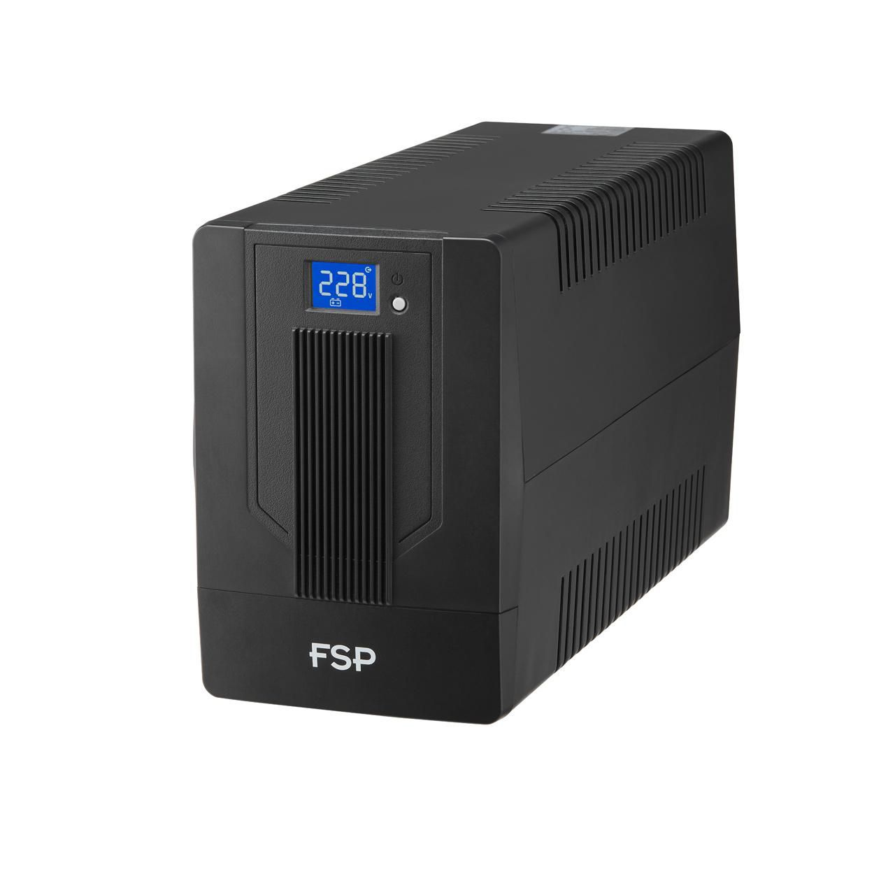 FSP/Fortron iFP 1K 1 kVA 600 W 4 AC outlet(s)