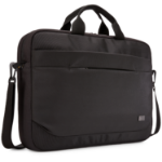 "Case Logic Advantage ADVA-117 Black notebook case 43.9 cm (17.3"") Sleeve case 3204204"