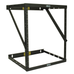 Tripp Lite SRWO8U22MD rack 148.8 lbs (67.5 kg) Frame 22U Black