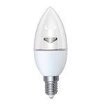 CED 5W SES E14 DIMMABLE CANDLE LED LAMP