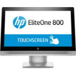 "HP EliteOne 800 G2 3.2GHz i5-6500 23"" 1920 x 1080pixels Touchscreen Black, Silver All-in-One PC"