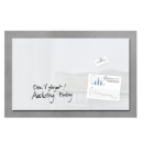 Sigel artverum magnetic board Glass White