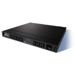 Cisco ISR 4331 router Gigabit Ethernet Negro
