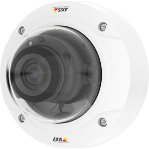 Axis P3227-LV IP security camera Indoor & outdoor Dome Ceiling/Wall 3072 x 1728 pixels