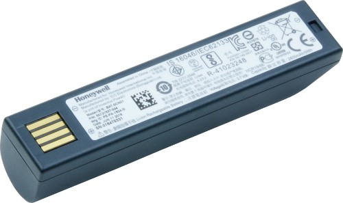 Honeywell BAT-SCN01A industrial rechargeable battery Lithium-Ion (Li-Ion) 2400 mAh 3.7 V