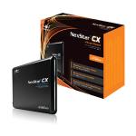 "Vantec NST-200S3-BK storage drive enclosure 2.5"" Black USB powered"