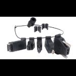 Liberty DL-AR micro HDMI D, mini HDMI C, Mini-DisplayPort, DisplayPort, DVI HDMI A, HDMI, HDMI, HDMI, HDMI Black cable interface/gender adapter