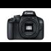 Canon EOS 4000D Juego de cámara SLR 18 MP 5184 x 3456 Pixeles Negro