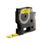 DYMO D1 Standard 12mm x 7m D1 label-making tape