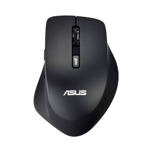 ASUS WT425 RF Wireless Optical 1600DPI Right-hand Black,Charcoal mice