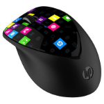 HP Touch to Pair Near Field Communication (NFC) 1600DPI Black Ambidextrous