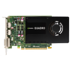 HP NVIDIA Quadro K2200 4GB Graphics Card