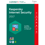 Kaspersky Lab Internet Security 2017 5user(s) 1year(s)
