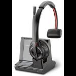 POLY W8210-M Headset Head-band Black