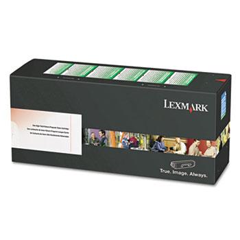 Lexmark 24B6849 Toner black, 30K pages