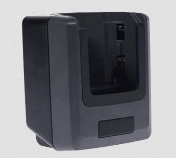 Zebra ST1002 soporte Ordenador portátil Negro Soporte activo para teléfono móvil