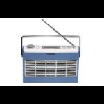 Denver DAB-37 radio Personal Digital Blue