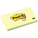 Post-It Notes, 3 in x 5 in, Canary Yellow, 12 Pads/Pack