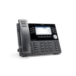 Mitel MiVoice 6930 IP phone Black Wireless handset TFT Wi-Fi
