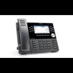 Mitel MiVoice 6930 IP phone Black Wireless handset TFT Wi-Fi 50006769