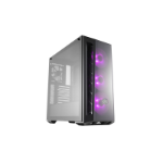Cooler Master MasterBox MB520 RGB Midi-Tower Black