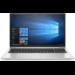 """HP EliteBook 850 G7 Notebook Silver 39.6 cm (15.6"""") 1920 x 1080 pixels 10th gen Intel® Core™ i5 8 GB DDR4-SDRAM 256 GB SSD Wi-Fi 6 (802.11ax) Windows 10 Pro"""