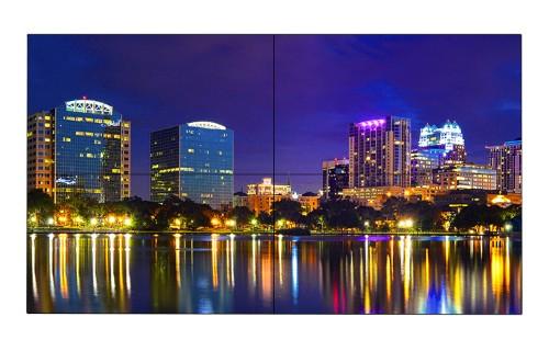 "LG 55VH7B-H signage display 139.7 cm (55"") LED Full HD Digital signage flat panel Black"