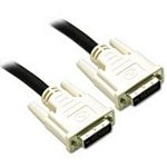 C2G 3m DVI-I M/M Dual Link Cable DVI cable Black