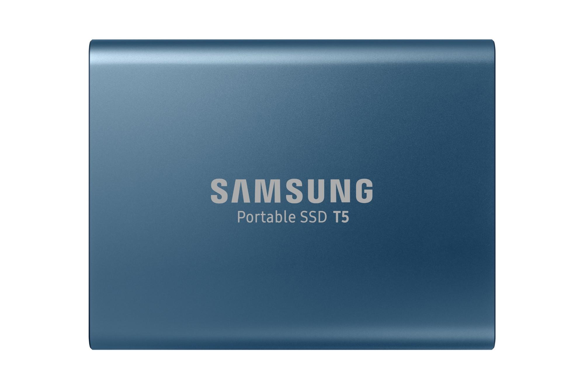 Portable SSD T5 USB 3 250gb