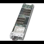 Supermicro MicroBlade MBI-6219G-T Intel C236 Socket H4 (LGA 1151) Grey,Silver