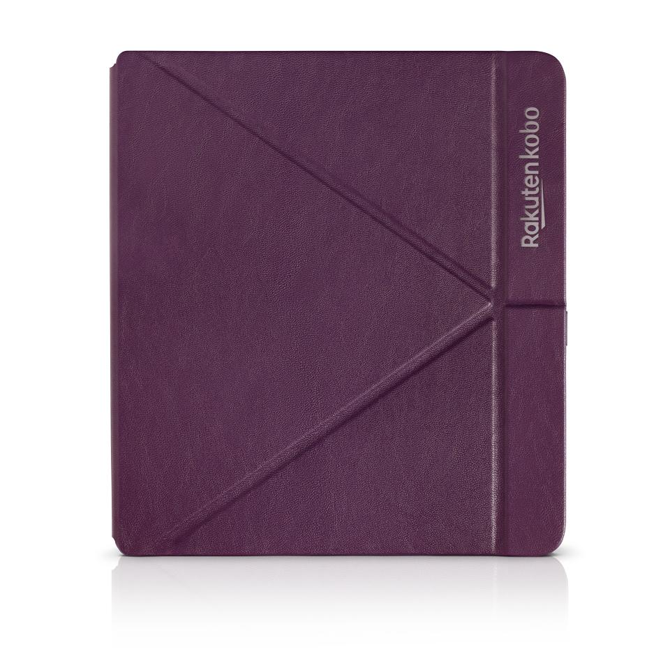 """Rakuten Kobo Kobo Forma Sleepcover Plum funda para libro electrónico Folio Púrpura 20,3 cm (8"""")"""