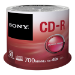 SONY CD-R 48X 700MB SPINDLE 50PCS