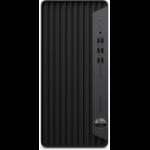 HP ProDesk 600 G6 i5-10500 Micro Tower Intel® Core™ i5 Prozessoren der 10. Generation 16 GB DDR4-SDRAM 512 GB SSD Windows 10 Pro PC Schwarz