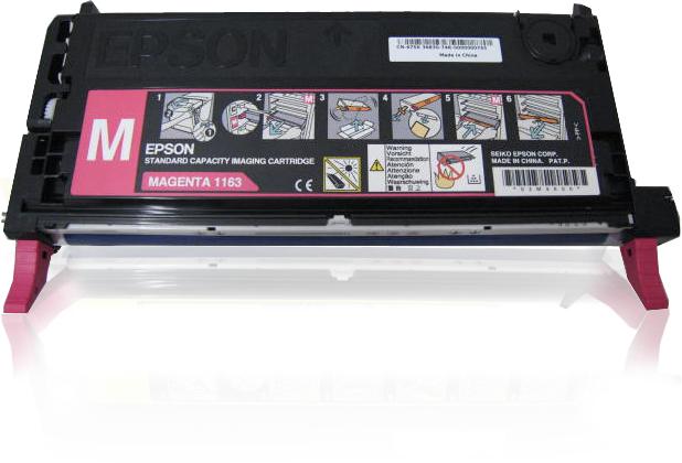 Epson Cartucho de tóner magenta 2k