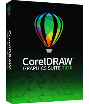 Corel CorelDraw Graphics Suite 2020 Full 1 license(s)