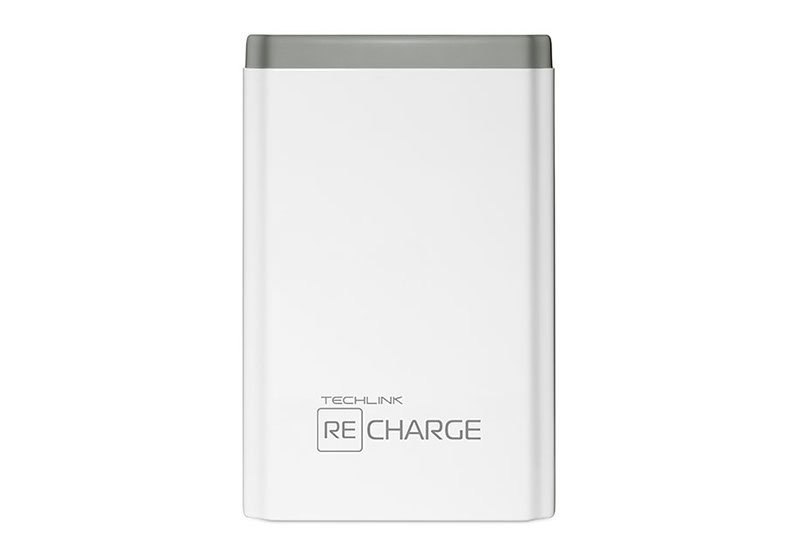 Techlink 527020 mobile device charger Indoor White