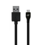 ZAGG 409903212 USB-kabel 1 m 2.0 Micro-USB A USB A Zwart