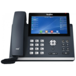 Yealink SIP-T48U IP phone Gray Wired handset LED Wi-Fi