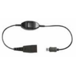 Jabra 8800-00-83 telephone cable 0.3 m Black