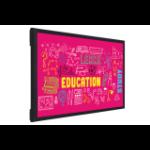 "Vestel IF-55UG402 signage display 139.7 cm (55"") LED Full HD Touchscreen Interactive flat panel Black"